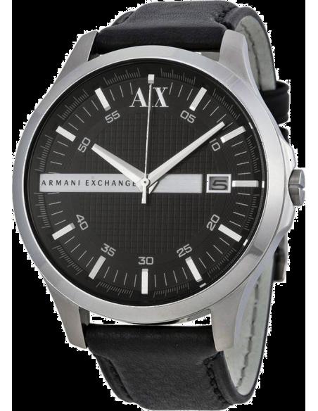 Chic Time | Montre Homme Armani Exchange AX2101 Noir  | Prix : 209,30€