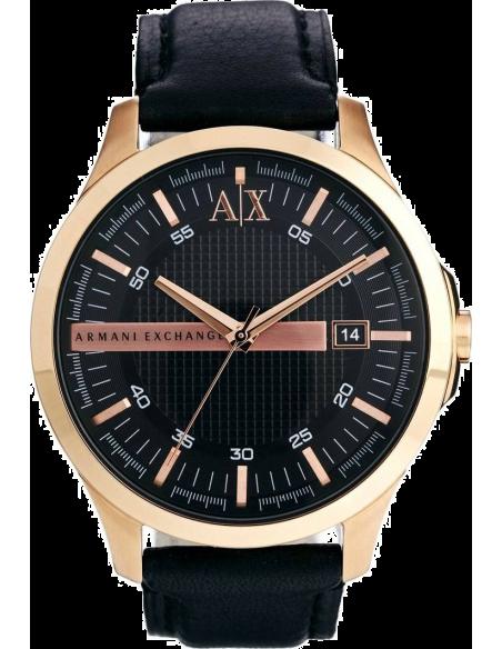 Chic Time | Montre Homme Armani Exchange AX2129 Noir  | Prix : 216,30€