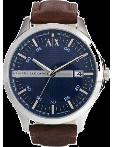 Chic Time | Montre Homme Armani Exchange AX2133 Marron  | Prix : 195,30€