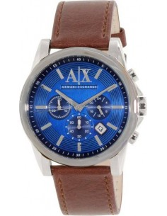 Chic Time | Montre Homme Armani Exchange AX2501 Marron  | Prix : 194,35 €