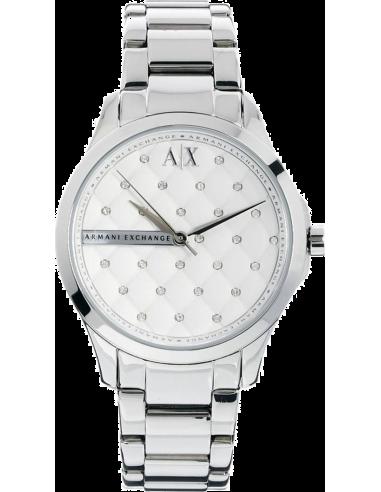 Chic Time | Montre Femme Armani Exchange AX5208 Argent  | Prix : 269,00€