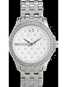 Chic Time | Montre Femme Armani Exchange AX5215 Argent  | Prix : 280,00€