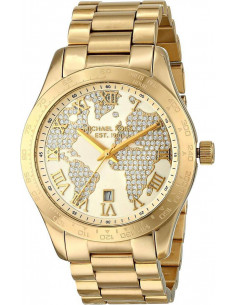 Chic Time | Montre Femme Michael Kors Layton MK5959 Or  | Prix : 179,00 €