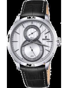 Chic Time | Montre Homme Festina Retro F16892/1 Noir  | Prix : 129,00€