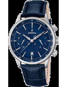Chic Time | Montre Homme Festina Classic F16893/2 Bleu  | Prix : 159,00€