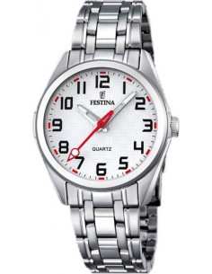 Chic Time | Montre Homme Festina Junior F16903/1 Argent  | Prix : 47,40€