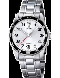 Chic Time | Montre Homme Festina Junior F16905/1 Argent  | Prix : 89,00€