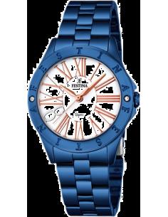 Chic Time | Montre Femme Festina Boyfriend F16927/1 Bleu  | Prix : 139,00€