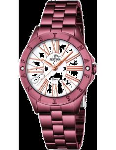 Chic Time | Montre Femme Festina Boyfriend F16928/1 Marron  | Prix : 139,00€