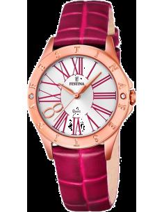 Chic Time | Montre Femme Festina Boyfriend F16930/2 Rose  | Prix : 119,00€