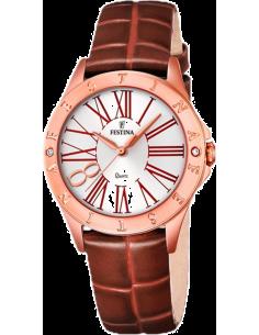 Chic Time | Montre Femme Festina Boyfriend F16930/3 Marron  | Prix : 119,00€