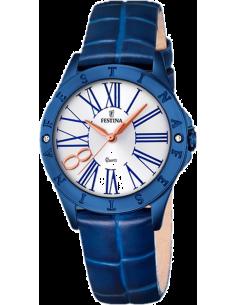 Chic Time   Montre Femme Festina Boyfriend F16931/1 Bleu    Prix : 119,00€