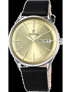 Chic Time | Montre Homme Festina Multifunction F6837/2 Noir  | Prix : 129,00€