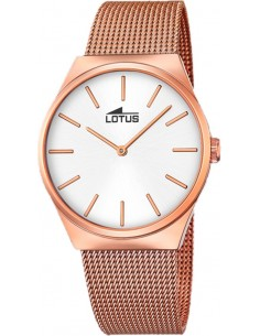 Chic Time | Montre Homme Lotus Trendy L18286/1 Or Rose  | Prix : 139,00 €