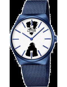Chic Time | Montre Homme Lotus Trendy L18287/1 Bleu  | Prix : 149,00€