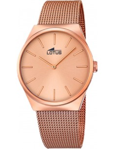 Chic Time | Montre Homme Lotus Trendy L18286/2 Or Rose  | Prix : 139,00€