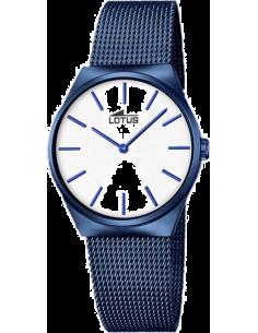 Chic Time | Montre Femme Lotus Trendy L18290/1 Bleu  | Prix : 149,00€