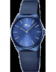 Chic Time | Montre Femme Lotus Trendy L18290/2 Bleu  | Prix : 149,00€