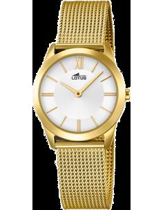 Chic Time | Montre Femme Lotus L18292/1 Or  | Prix : 139,00€
