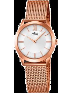 Chic Time | Montre Femme Lotus Trendy L18293/1 Or Rose  | Prix : 139,00€