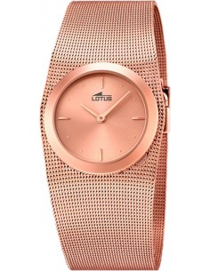 Chic Time | Montre Femme Lotus L18297/1 Or Rose  | Prix : 179,00 €