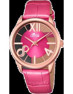 Chic Time | Montre Femme Lotus Trendy L18306/2 Rose  | Prix : 139,00€