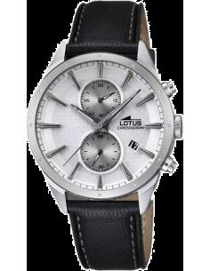 Chic Time   Montre Homme Lotus Chrono L18313/1 Noir    Prix : 149,00€