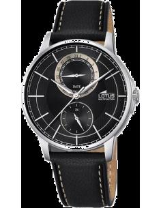 Chic Time   Montre Homme Lotus L18323/3 Noir    Prix : 139,00€