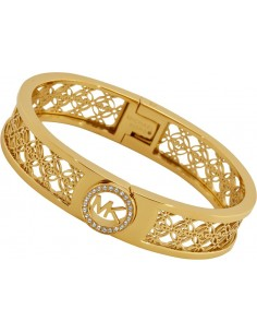 Chic Time | Bracelet Michael Kors MKJ4270710 couleur or logo MK  | Prix : 111,30 €