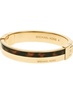 Chic Time | Bracelet Michael Kors MKJ4445710 coloris or et marron  | Prix : 103,20 €