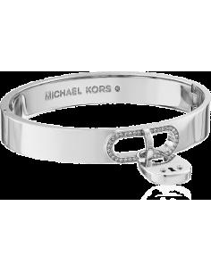 Chic Time | Bracelet Michael Kors MKJ4611040 couleur argent  | Prix : 111,20€