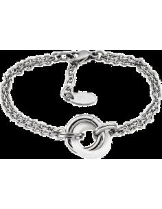 Chic Time | Bracelet Lotus Ceramic LS1610-2/1 maillons fins argentés  | Prix : 22,10€