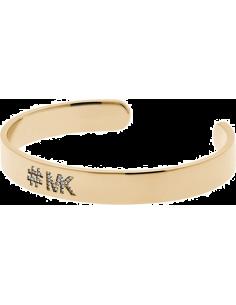 Chic Time | Bracelet Michael Kors MKJ5028710 dièse et initiales strassées  | Prix : 71,20€