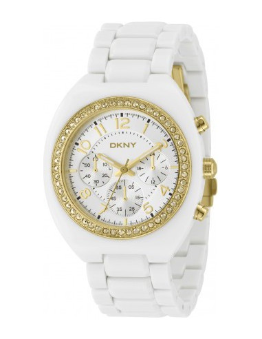 Chic Time | Montre Femme DKNY NY4784 Blanc  | Prix : 172,90€