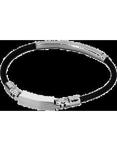 Chic Time | Bracelet homme Lotus LS1736-2/1 couleur noire et argent  | Prix : 36,00€