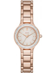 Chic Time | Montre Femme DKNY Chambers NY2393 Or Rose  | Prix : 199,00 €