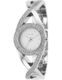 Chic Time | Montre Femme DKNY Crystal Accented NY4716  | Prix : 109,00 €