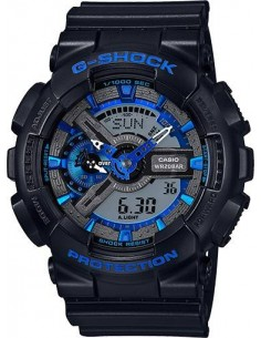 Chic Time | Montre Homme Casio G-Shock GA110CB-1A Noir  | Prix : 119,00€