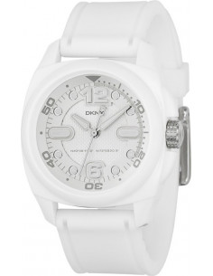 Chic Time | Montre Femme DKNY NY4899 Blanc  | Prix : 139,90 €