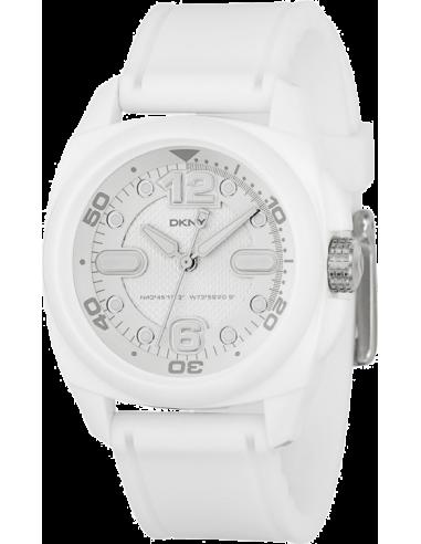 Chic Time | Montre Femme DKNY NY4899 Blanc  | Prix : 139,90€