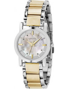 Chic Time | Montre Femme DKNY Two-Tone NY4521  | Prix : 110,90 €