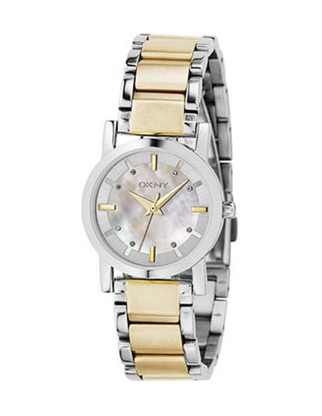 Chic Time | Montre Femme DKNY Two-Tone NY4521  | Prix : 110,90€