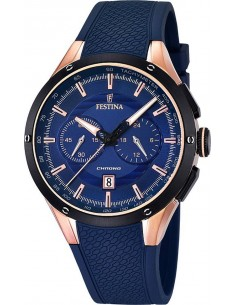 Chic Time | Montre Homme Festina Sport F16831/1 Bleu  | Prix : 199,00€