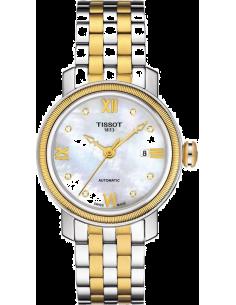Chic Time | Montre Femme Tissot Bridgeport Automatic T0970072211600  | Prix : 790,00€