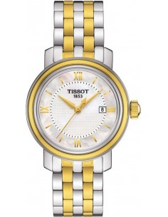 Chic Time | Montre Femme Tissot Bridgeport Quartz T0970102211800  | Prix : 410,00 €
