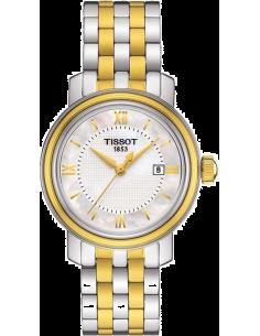 Chic Time | Montre Femme Tissot Bridgeport Quartz T0970102211800  | Prix : 410,00€