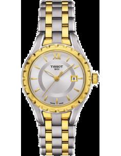 Chic Time | Montre Femme Tissot T0720102203800 Argent  | Prix : 450,00€