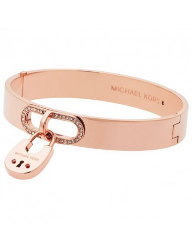 Chic Time | Bracelet Michael Kors MKJ4612791 strass et breloque  | Prix : 97,30€