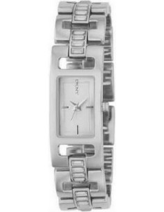 Chic Time | Montre Femme DKNY Baguette Crystal NY4652  | Prix : 119,00 €