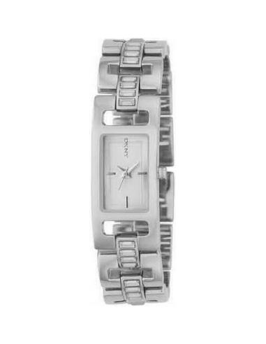 Chic Time | Montre Femme DKNY Baguette Crystal NY4652  | Prix : 119,00€